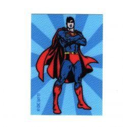 Patch Ecusson Thermocollant Superman F 5 x 7 cm