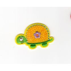 Ecusson Thermocollant TORTUE PAILLETTES