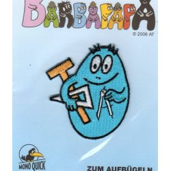 Ecusson Thermocollant BARBIBUL BARBAPAPA
