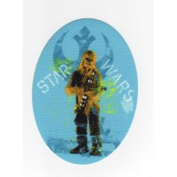 Ecusson Thermocollant CHEWBACCA STAR WARS 8 x 11 cm