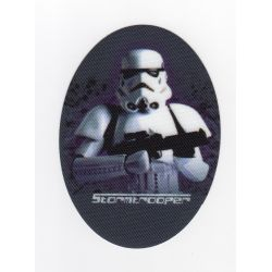 Ecusson thermocollant Stormtropper Star Wars 8 x 11 cm
